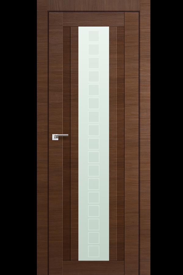 Profil Doors Дверь межкомнатная Профиль-Дорс серия Модерн 16 х, цвет Малага Черри