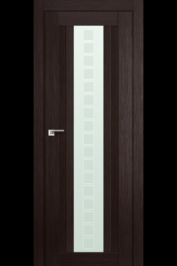 Profil Doors Дверь межкомнатная Профиль-Дорс серия Модерн 16 х, цвет Венге