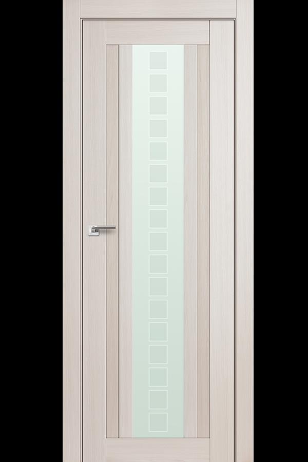 Profil Doors Дверь межкомнатная Профиль-Дорс серия Модерн 16 х, цвет Эш Вайт