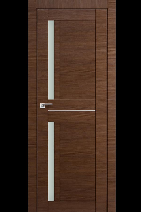 Profil Doors Дверь межкомнатная Профиль-Дорс серия Модерн 19 х, цвет Малага Черри