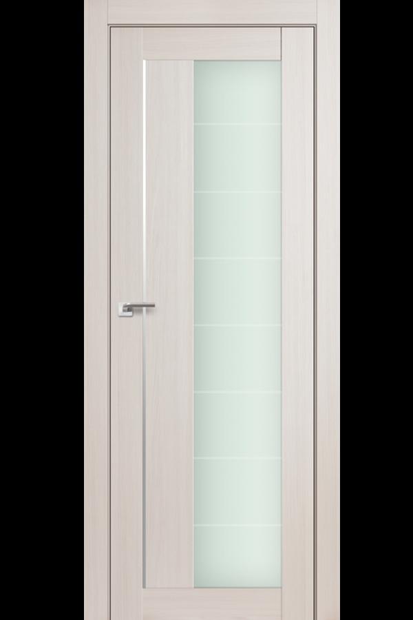 Profil Doors Дверь межкомнатная Профиль-Дорс серия Модерн 47х, цвет Эш Вайт