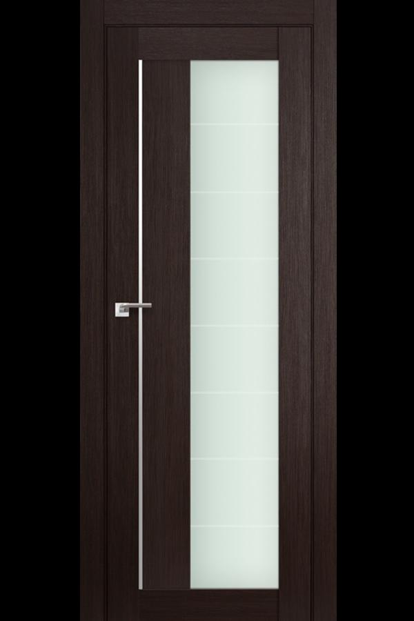 Profil Doors Дверь межкомнатная Профиль-Дорс серия Модерн 47 х, цвет Венге