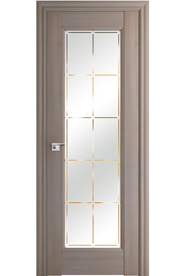 Profil Doors Дверь межкомнатная Профиль-Дорс серия Классика 92х, цвет орех Пекан