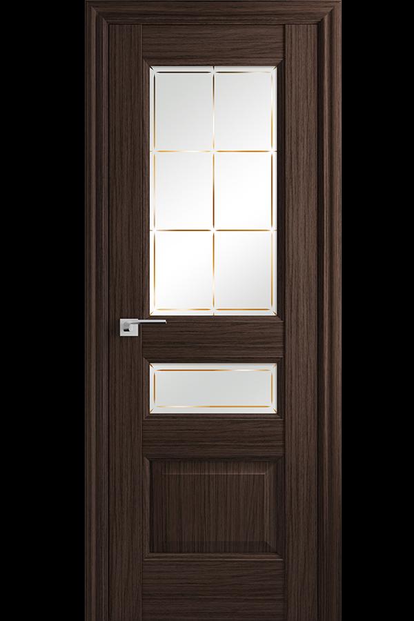 Profil Doors Дверь межкомнатная Профиль-Дорс серия Классика 94х, цвет Натвуд