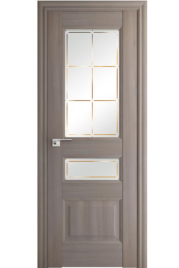 Profil Doors Дверь межкомнатная Профиль-Дорс серия Классика 94х, цвет орех Пекан