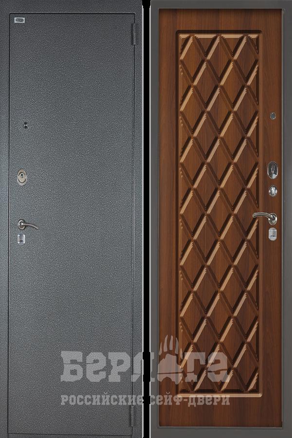 Сейф-дверь Берлога 3К ЧИКАГО Дуб рустикальный 18900